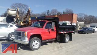 **Reserves Lowered** 1997 GMC Sierra C/K 3500 Dump Truck