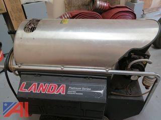 Landa Hot Water Pressure Washer