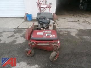 "2008 Ferris 32"" Self Propelled Walk Behind Mower"