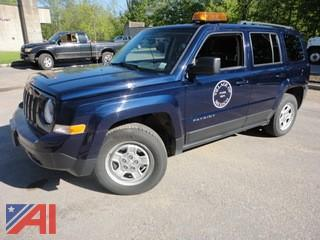 2014 Jeep Patriot SUV
