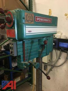 Power Matic Drill Press