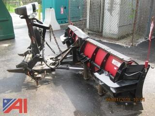 **Lot Updated** Snow Plow