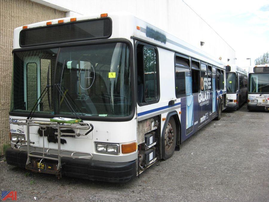 NFTA Surplus, NY #14332
