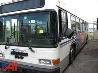 2001 Gillig Transit Bus #2116