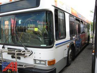 2001 Gillig Transit Bus #2117