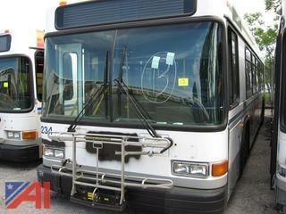 2002 Gillig Transit Bus #2234
