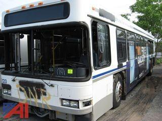 2001 Gillig Transit Bus #2120