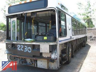 2002 Gillig Transit Bus #2230