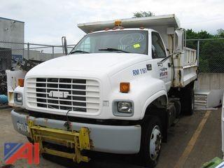 1999 Chevrolet C5500 Dump Truck