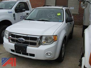 2008 Fords Escape SUV #6006