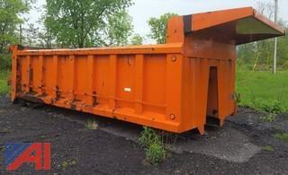 18ft Dump Box & Hoist