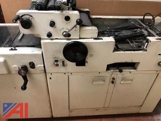 Multi 1250 Printing Press