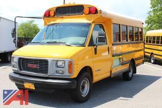 2001 GMC 3500 Bus