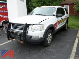 2006 Ford Explorer SUV/Police Interceptor