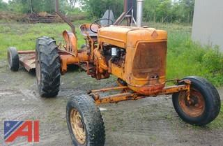 1958 Allis Chalmers D 14 Tractor