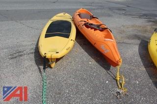 Yolo & Pelican Kayaks