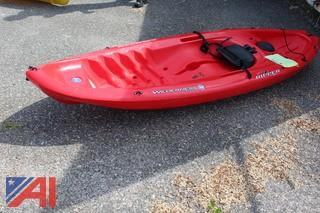 Wilderness & Perception Kayaks