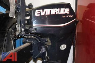 Evinrude E-Tec Boat Motor