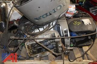 Honda 4 Stroke Outboard