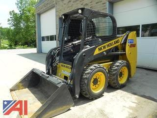 **5% BP** 2015 New Holland L216 Skid Steer