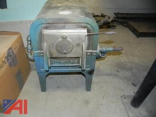 Johnson Gas Furnace with Controller Model 120B
