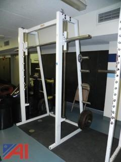 York Barbell Lift #2