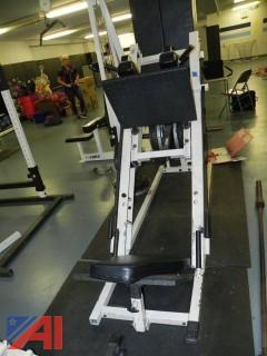 Leg Press  Machine #6