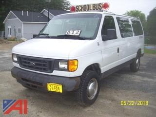 2005 Ford E350 Van
