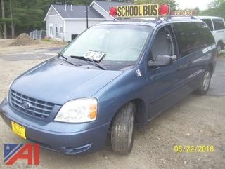 2006 Ford Freestar Van