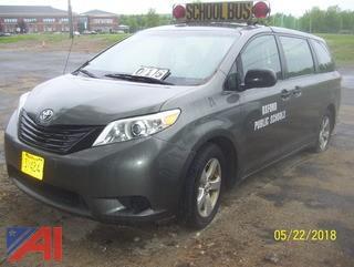 2011 Toyota Sienna Van