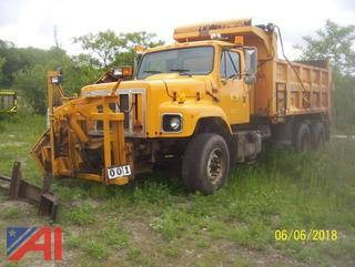 2002 International 2654 Dump with Wing