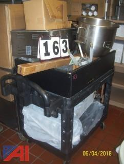 Cart with Contents