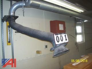 Plymo Vent Exhaust System