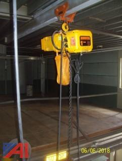Harrington 1 Ton Hoist