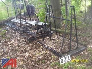 Metal Handicap Ramp