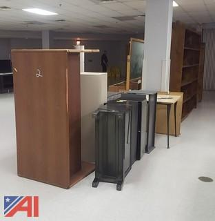 Assorted Office Furniture & More