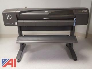 HP Designjet 800ps Plotter