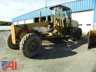 Late 60's Galion A500 Grader