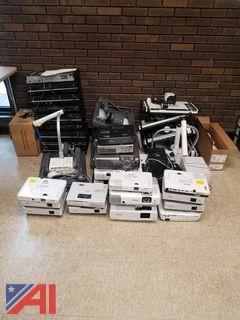 Lot of Miscellaneous AV Equipment