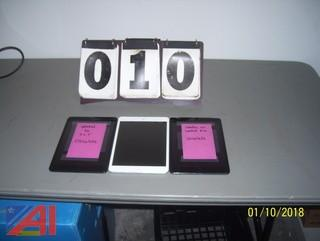 (3) Apple I Pad Mini