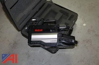 RCA VHS Camcorder