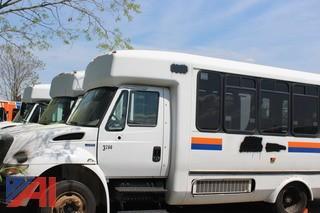 2010 International 3200 Para Transit