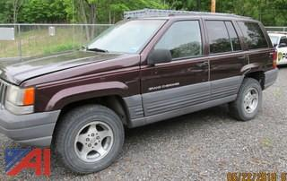 1997 Jeep Grand Cherokee Laredo SUV