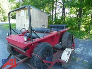 Coot Utility Buggy & Trailer