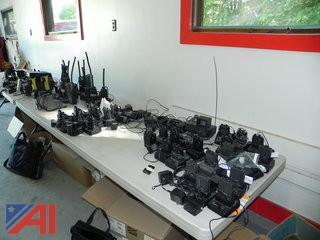 Large Lot of Radios, Pagers  and More