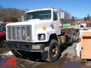 1999 International 2674 Tilt Frame Truck