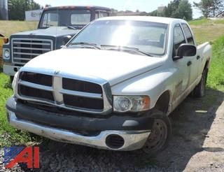 2005 Dodge Ram 1500 Quad Cab Pickup