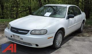 2005 Chevy Malibu 4 Door