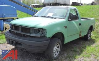 2002 Ford F150 Pickup (Parts Only)