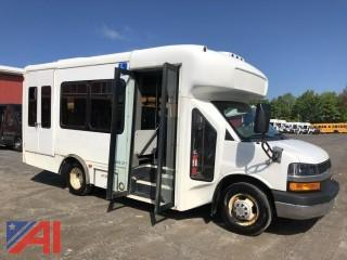 2012 Chevy Supreme Wheelchair Bus